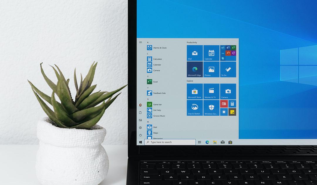 El modo Internet Explorer (IE) en Microsoft Edge